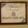 Pineapple Court Hotel