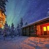 Chalet Kuukkeli Aurora Cabin