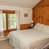 Queen Bed, Private Bath, Forest View  Standard