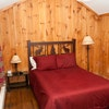 Queen Bed, Shared Bath, Lake View Standard
