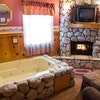 King Fireplace Jetted-Tub