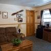 The Aviator Room (Queen Fireplace Room)