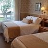 1 Queen, 1 Double bed, Seaview, Ensuite bath (#10)