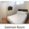 Eastmain – Queen Bed - Basement