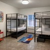 8 Bed Coed Dorm