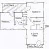 Cottage E (2 bedrooms)