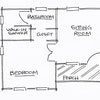 Cottage B (1 bedroom)