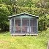 Updated 1 Bedroom Cabin W/ 2 Twin beds