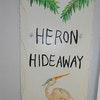 Q-Motel Standard, Heron Hideaway