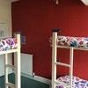 Bed in 6-Bed Female Dormitory Room En Suite