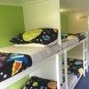 Bed in 10-Bed Mixed Caravan Dormitory Room