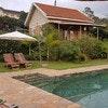 Cottage with Veranda, Pool, Garden & Lake View Standard