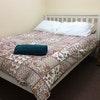 Nice double bedroom. Standard