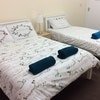 Large triple bedroom. Standard