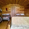 Adjoining Family Cabin 19 (Individual pricing but Cabin 19 connects with Cabin 20) No Baths