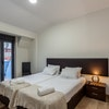 Sunny Twin Room with Terrace & Shared Bathroom
