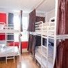 6 bed female dorm BREAKFAST