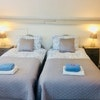 Twin en-suite Single Occupancy Room Only