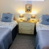 Twin non en-suite Single Occupancy