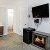 Studio Suite with Fireplace Standard
