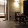 Doble delux con balcón con cama de matrimonio Standard Rate