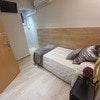 habitacion individual con baño compartido Standard