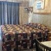 Cabin King Bed w/ Queen Loft