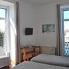 Camera con balcone e vista mare Superior Standard