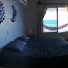 1) Habitación doble, planta baja, baño externo  Básico