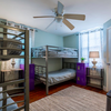 Victoria Dorm - Bed 2 - Bottom Standard