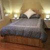 Dedicated Bathroom Queen Bed
