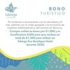 BONO TURISTICO Standard