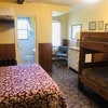 1 Queen Bed & 1 Bunk Bed