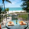Sand Castle Penthouse 2 Bdrm King & Queen Panoramic view of the beach simply awesome
