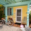 Sunflower Cottage King bed and just imagine yourself being in Key West perfect for two.