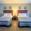 Motel Rooms with 2 Queen Beds