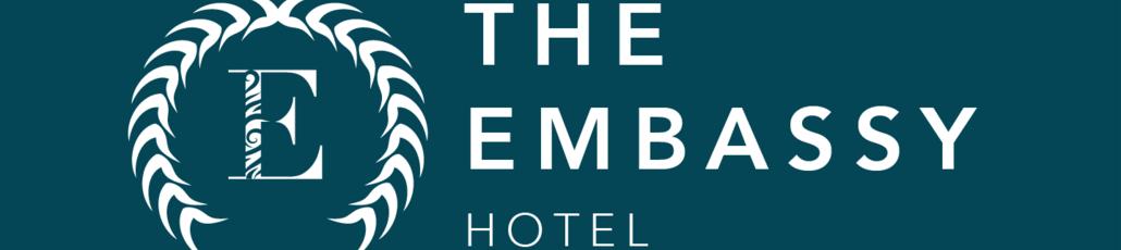 Embassy hotel logo