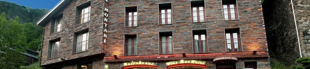 Hotel montane 65