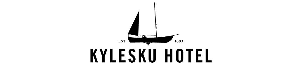 Kylesku logo fro little hotelier