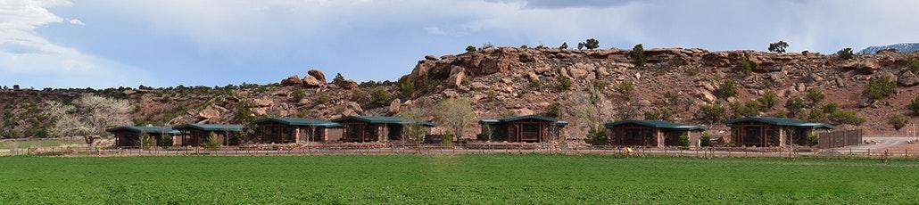 Cougar ridge   torrey utah   view of casitas