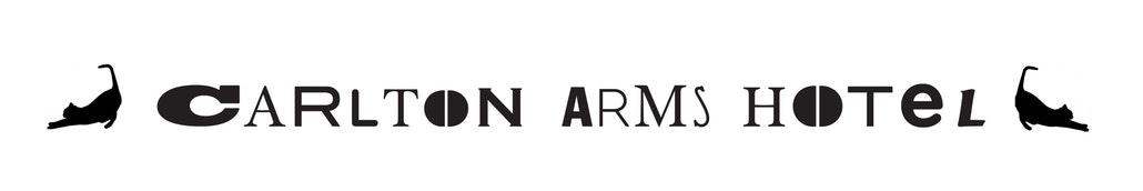 Carlton arms hotel logo z