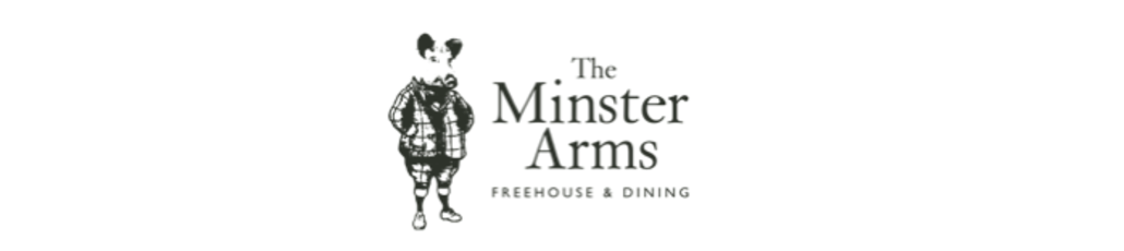 The minster arms banner