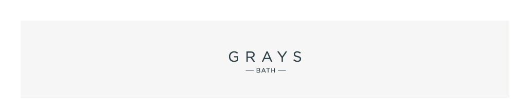 Grays booking button banner