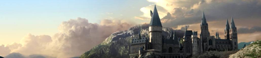 Hogwarts lake