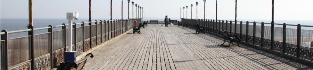 New pier