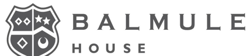 New balmule logo 6cm